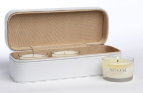 NEOM Travel Candle Collection