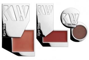 Rouge, leppestift og øyeskygge fra Kjær Weis.